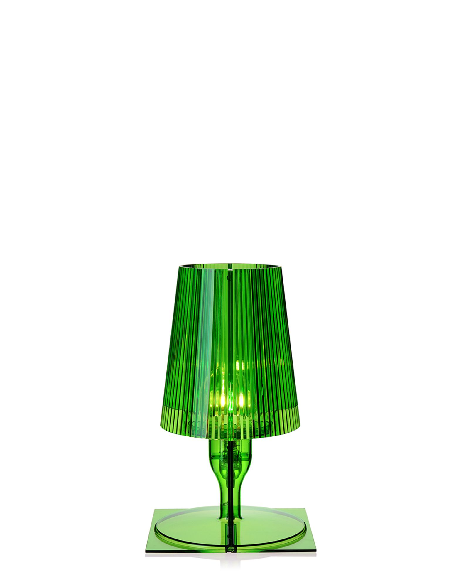 Kartell table lamp take green newformsdesign table lamps kartell table lamp 9050 take green kartell table lamp 9050 take green geotapseo Choice Image