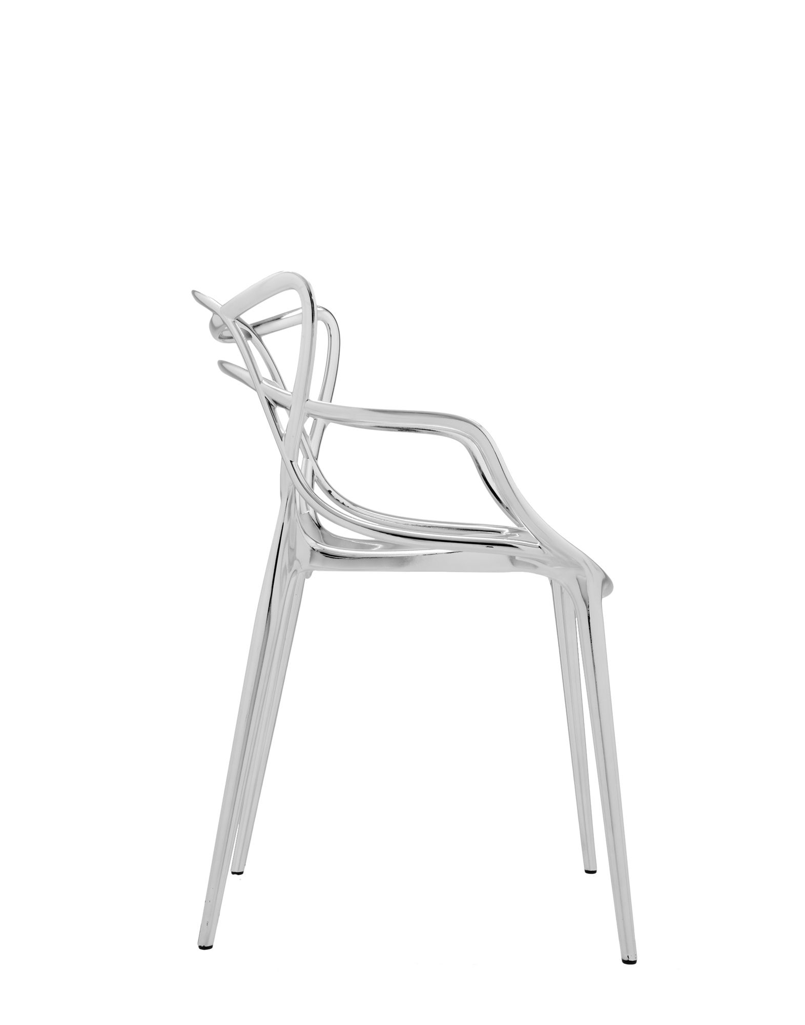Kartell Masters chrome seats design seats modern seats