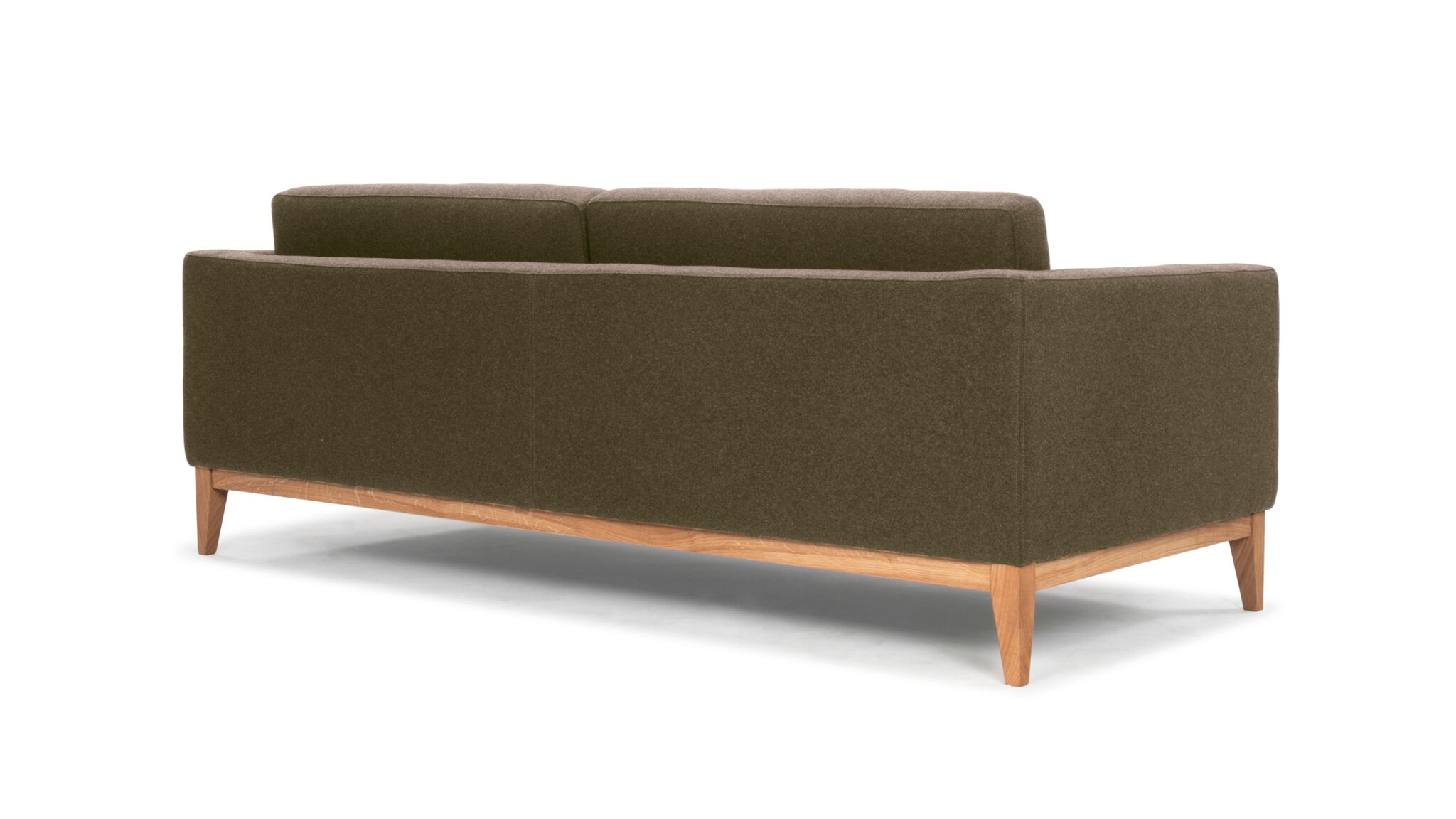 Design House Stockholm sofa Day Army melange Newformsdesign