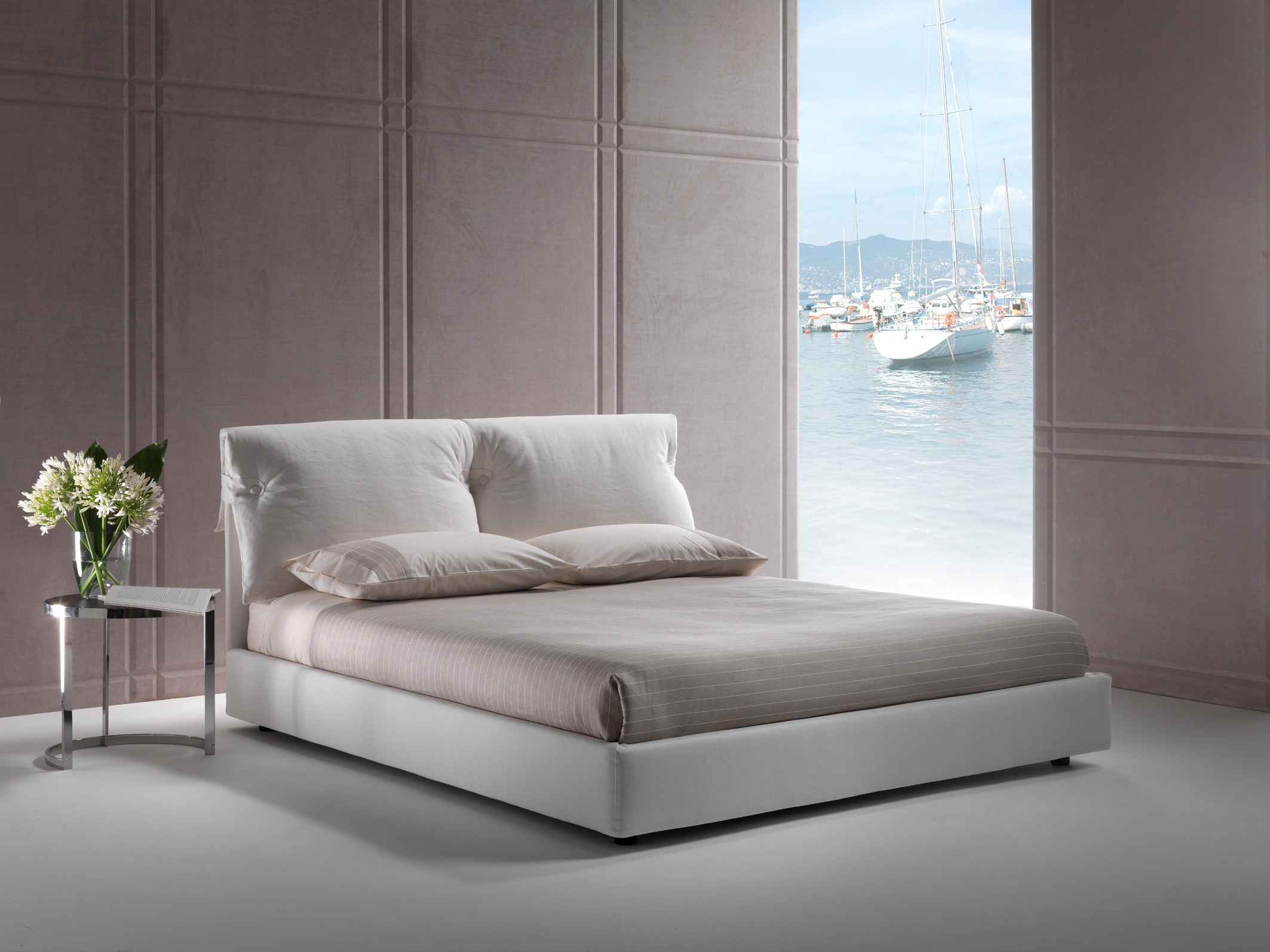 Bed storage Natalia double lift King Size, Newformsdesign | Outlet ...
