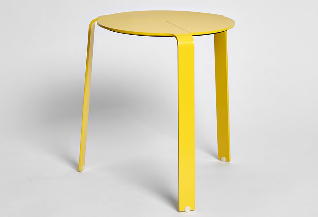 Palette stool coffee table bedside table newformsdesign