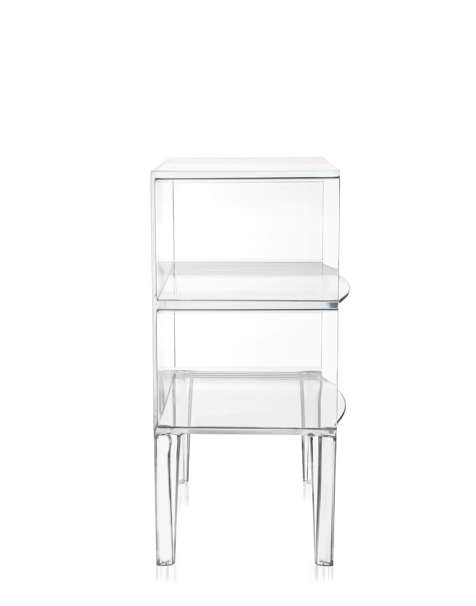 Kartell Ghost Buster Crystal, Newformsdesign | Cabinets ...