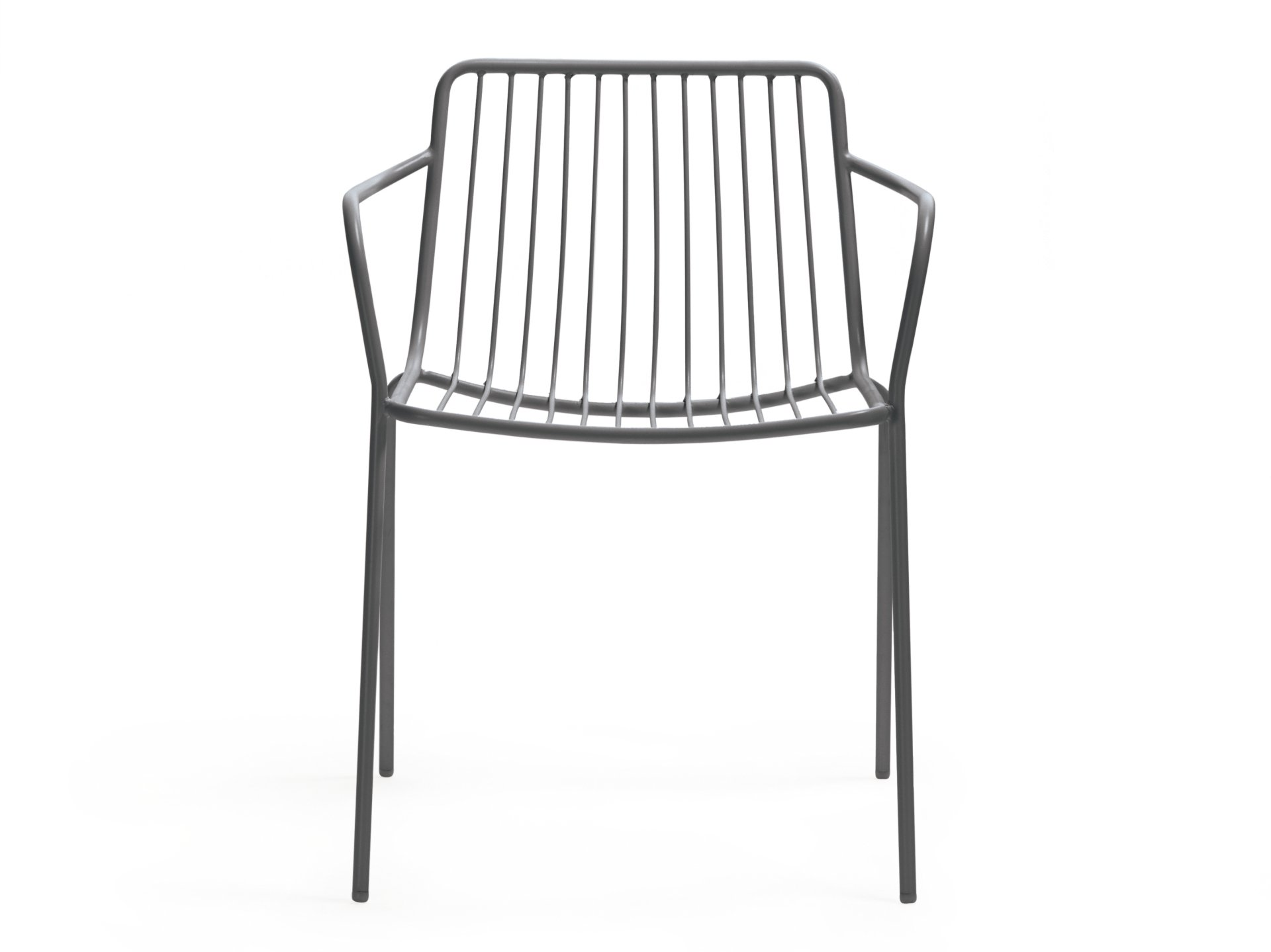 Pedrali Chair Nolita 3655 Grey Dark ...