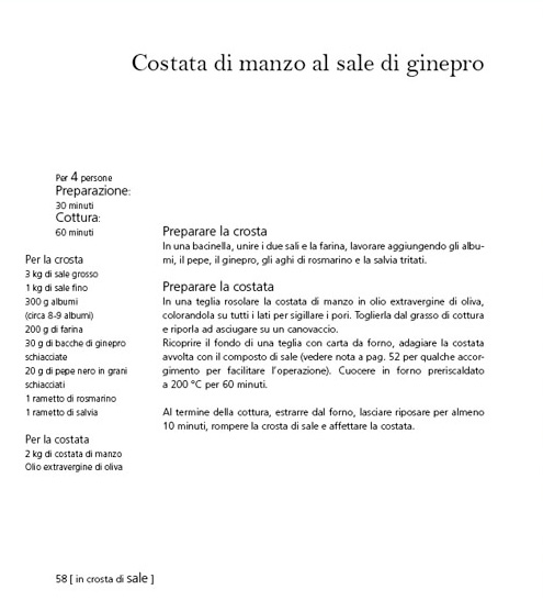 Libro in crosta di Franco Luise