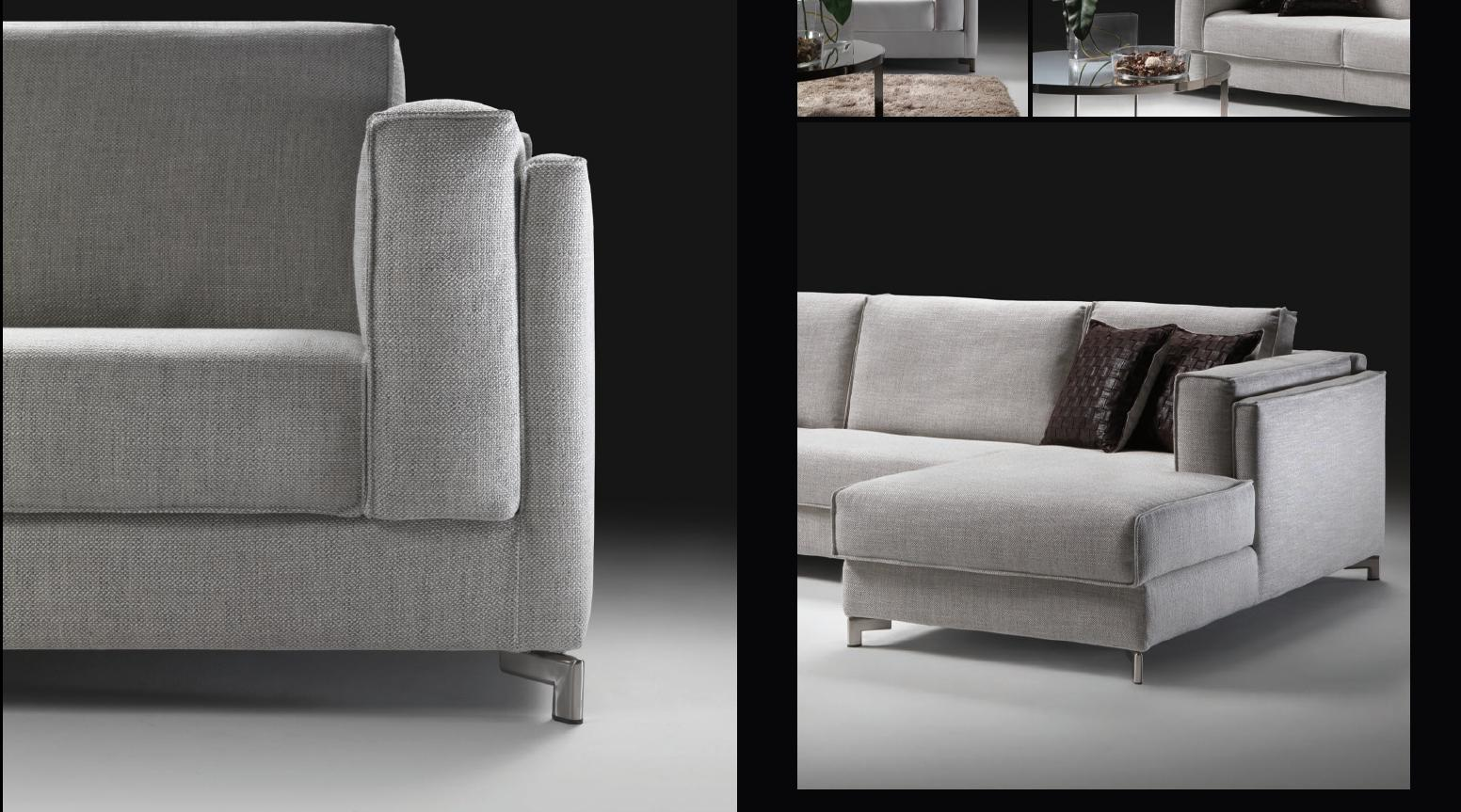 Divano moderno berlin divani moderni salotti divani e - Divano 100 euro ...