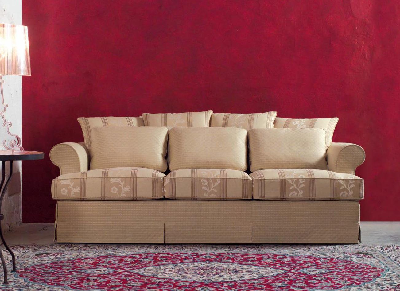 Divano classico moscow sofa divani su misura - Divano classico ...