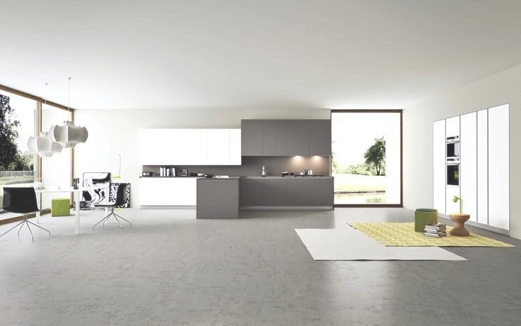 Cucina modello Milano, cucine moderne, cucine su misura, cucine ...