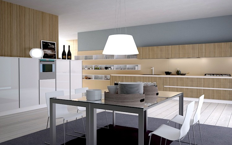 Le pi belle cucine moderne trendy beautiful una delle - Belle cucine moderne ...