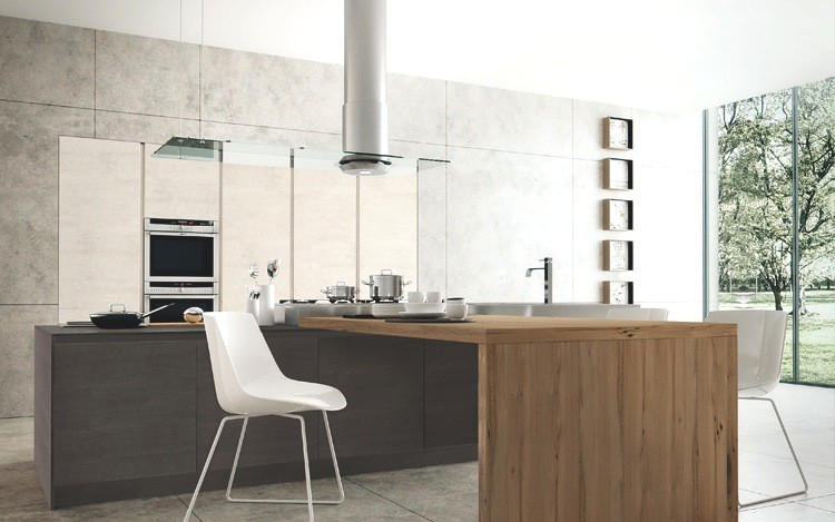 Kitchen model Resin Cement
