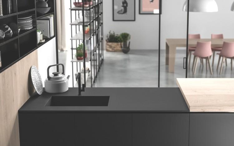 Cucina modello ocean cucine moderne cucine su misura cucine