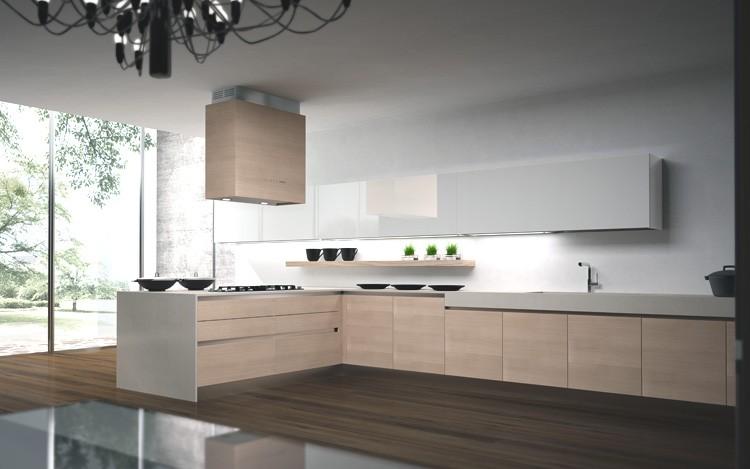 Cucina modello Nevada, cucine moderne, cucine su misura, cucine ...