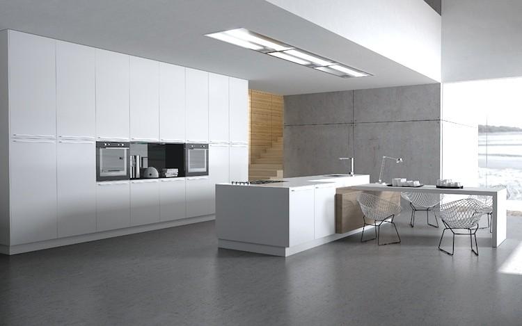 Cucina modello Panama,cucine, cucine moderne, cucine su misura ...