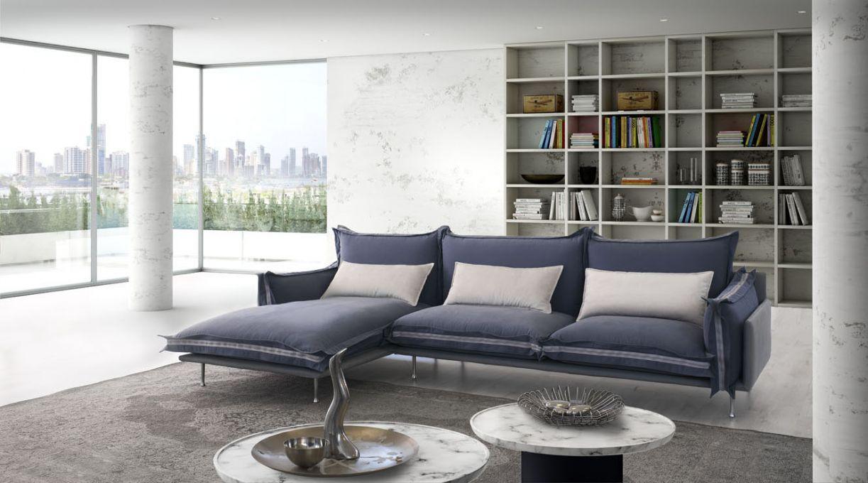 Divano moderno Confort LIne Bohemien, Newformsdesign | Divani ...