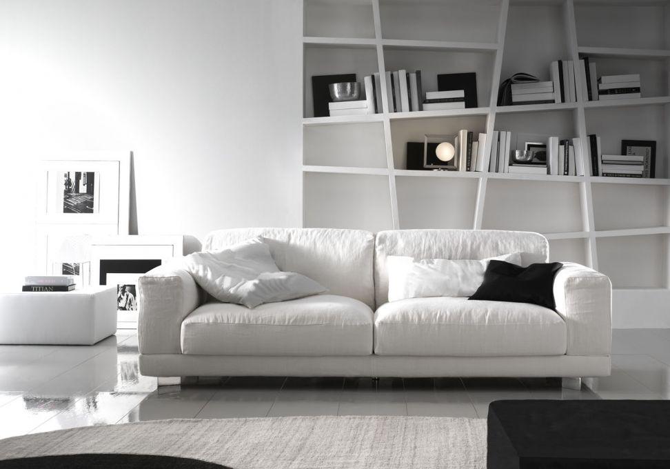 Divano moderno Zen, divani, divani design, divani moderni | Divani ...