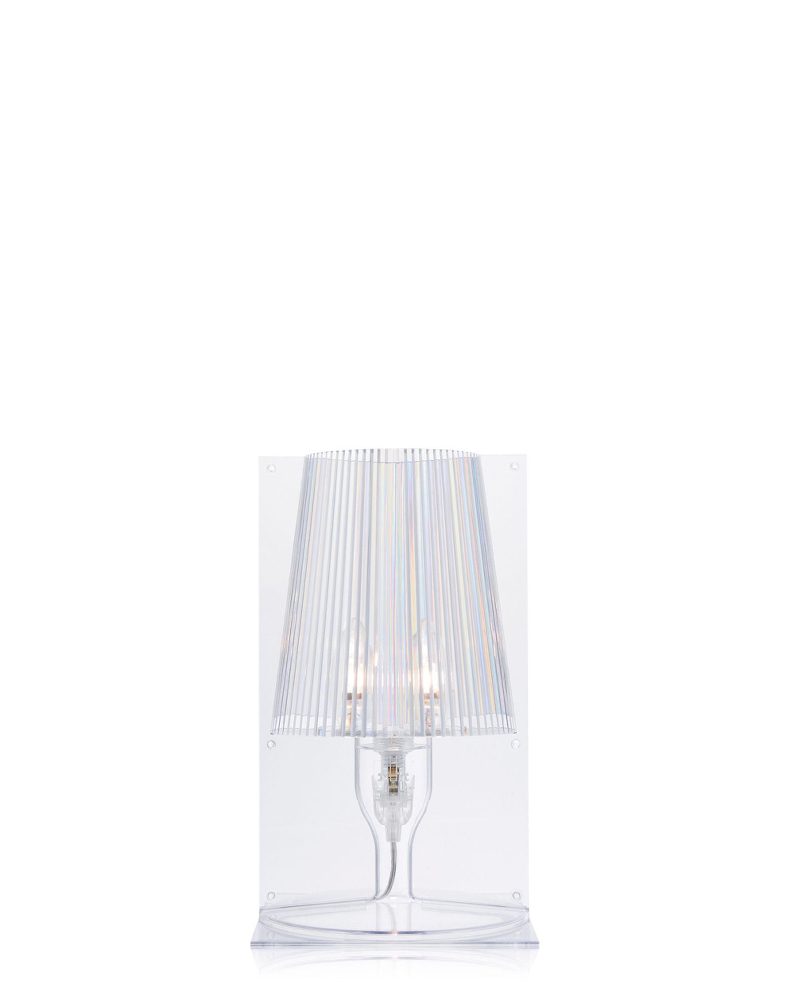 Kartell lampada da tavolo take cristallo newformsdesign - Lampade kartell da tavolo ...