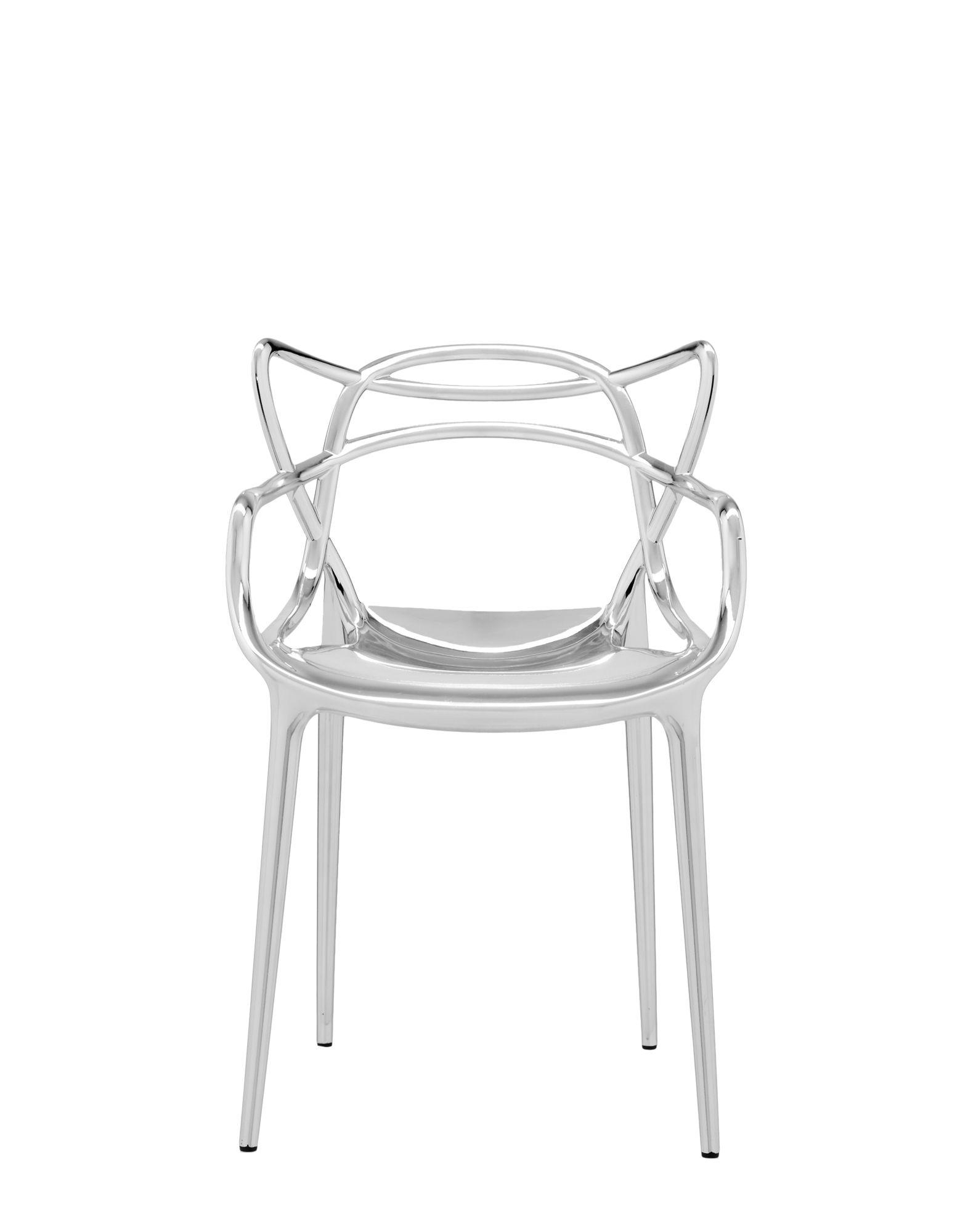 Kartell Masters cromato, sedie, sedie design, sedie moderne | Sedie ...