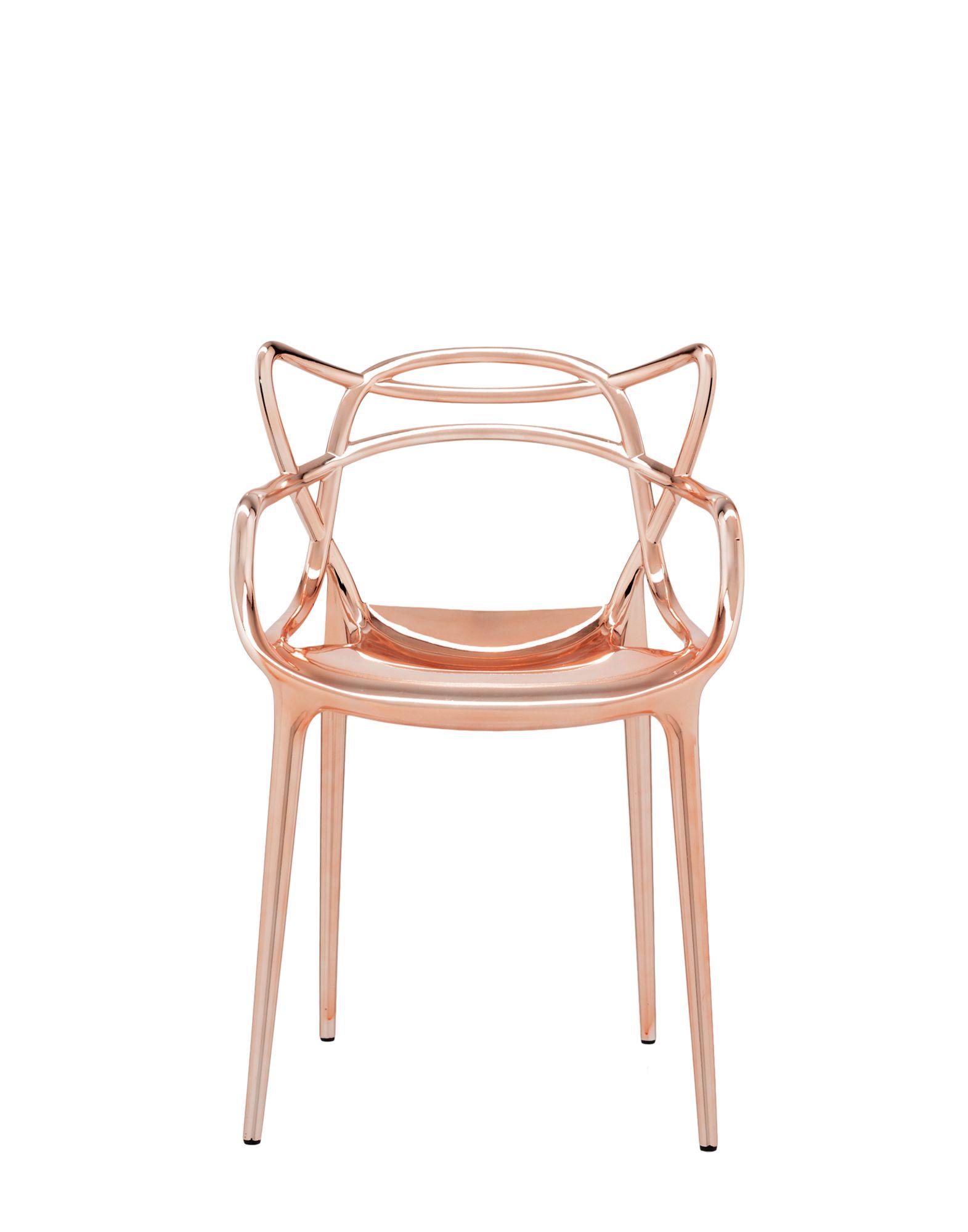 Kartell masters rame sedie sedie design sedie moderne for Sedie design kartell