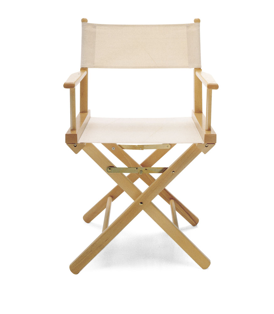 Sedia pieghevole regista sedie design sedie classiche for Sedia design regista