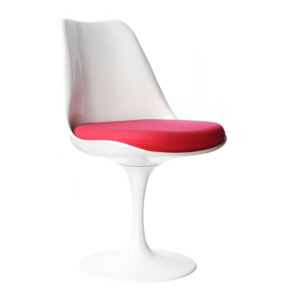 Replica eero saarinen tulip chair sedia sedie tavoli e for Replica sedie design