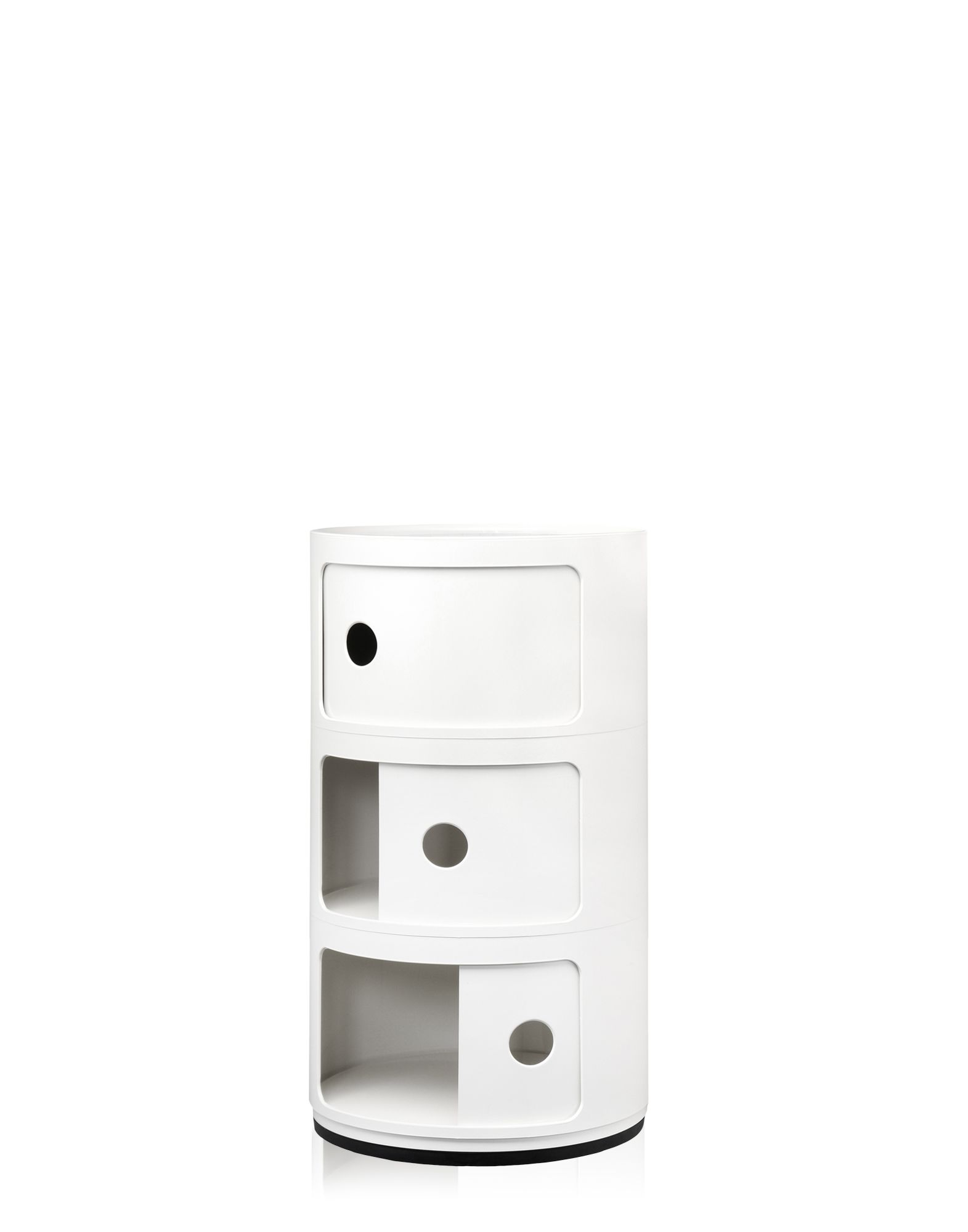 Kartell Componibili Bianco 3 ante