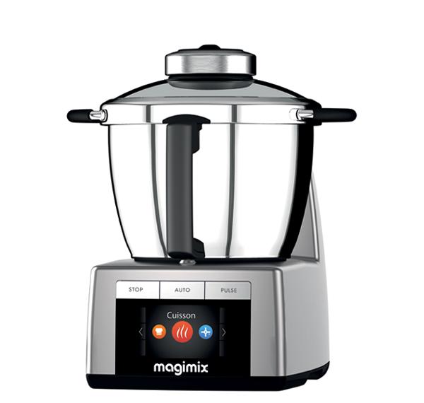 Robot da cucina magimix cook expert cromo robot cucina multifunzione piccoli elettrodomestici - Piccoli elettrodomestici da cucina ...