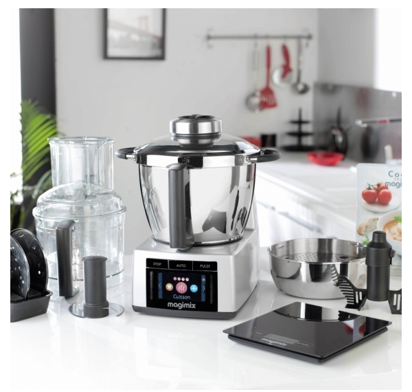 Robot da cucina Magimix Cook Expert Rosso,robot da cucina ...