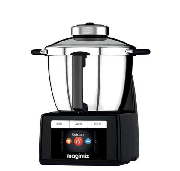 Magimix Food Processor Cook Expert Black, multifunctional food ...