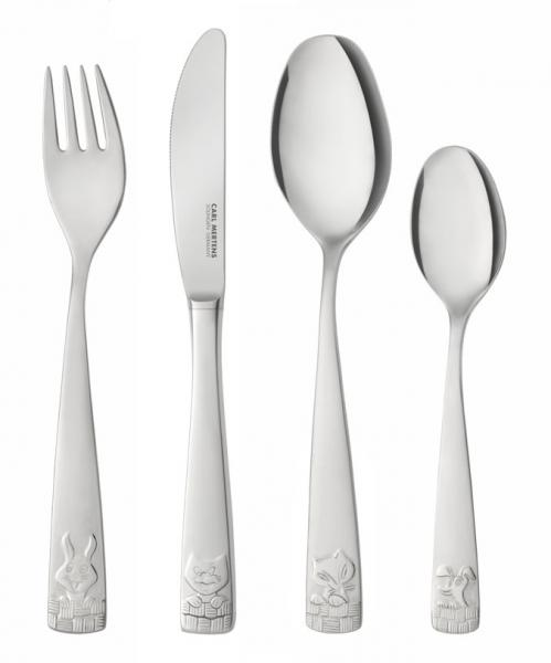 carl mertens safari flatware newformsdesign. Black Bedroom Furniture Sets. Home Design Ideas