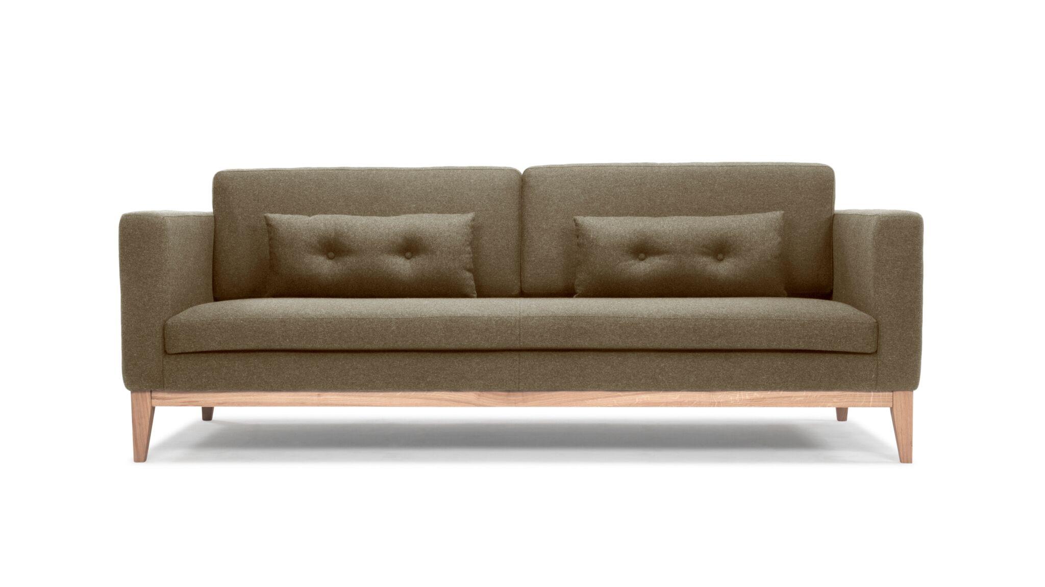 Design House Stockholm Sofa Day Army Melange