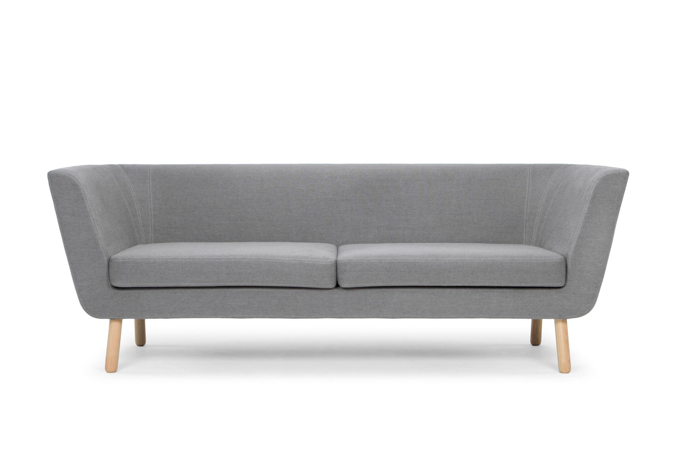 Design House Stockolm, divano Nest Grigio chiaro, Newformsdesign ...