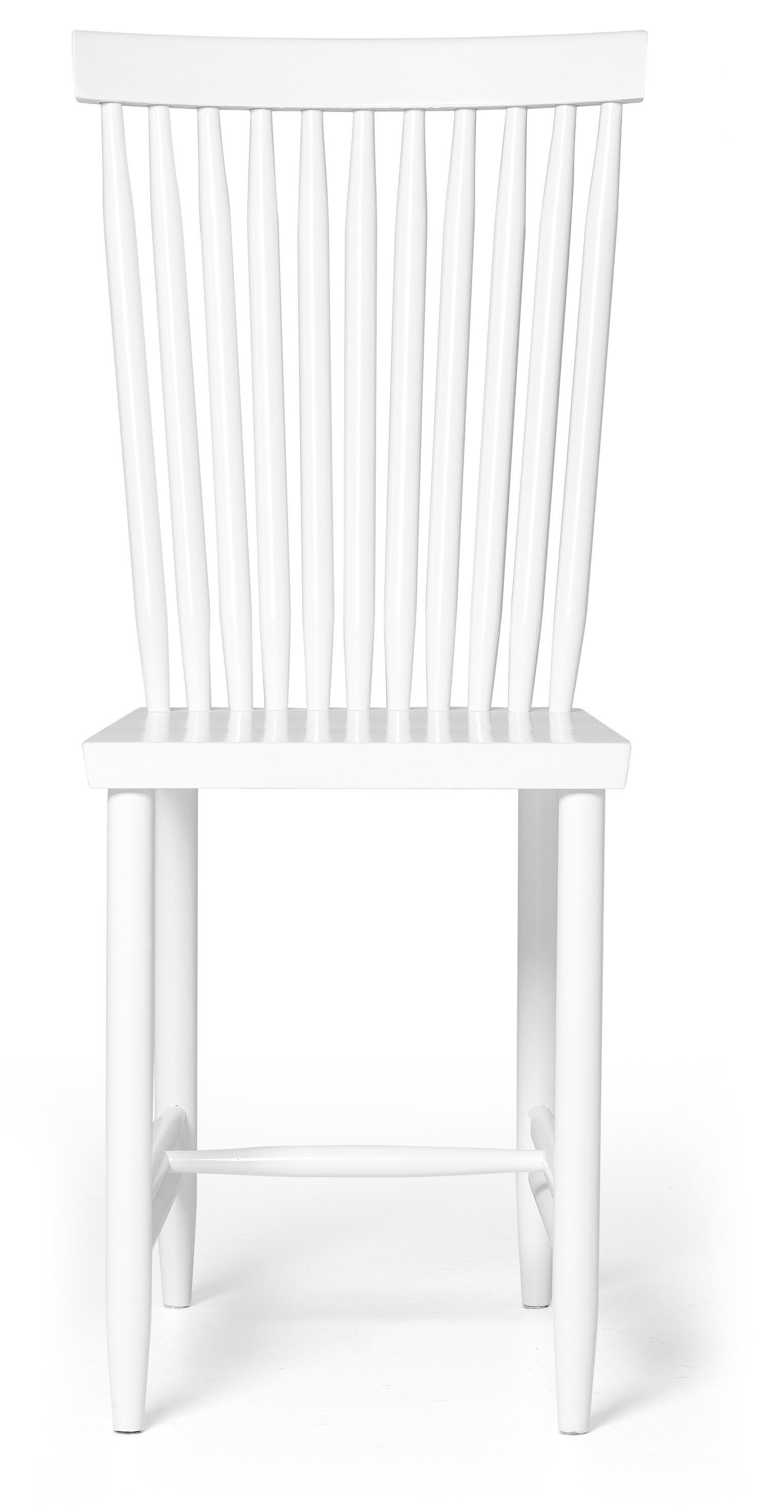 Design house stockholm sedia bianca newformsdesign for Sedia design bianca