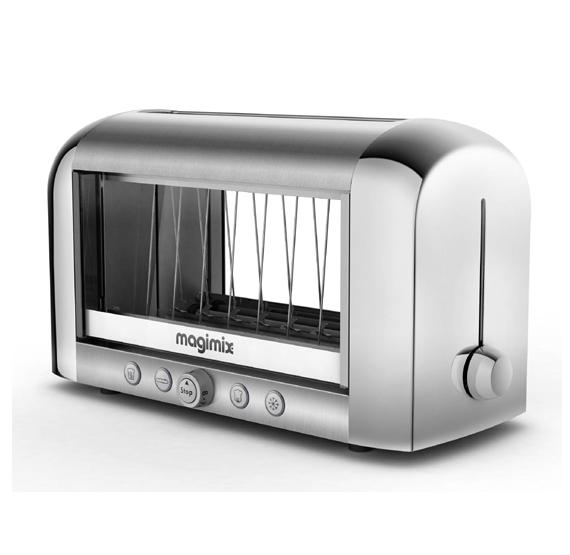 magimix vision toaster chrome 11538 newformsdesign toaster newformsdesign. Black Bedroom Furniture Sets. Home Design Ideas