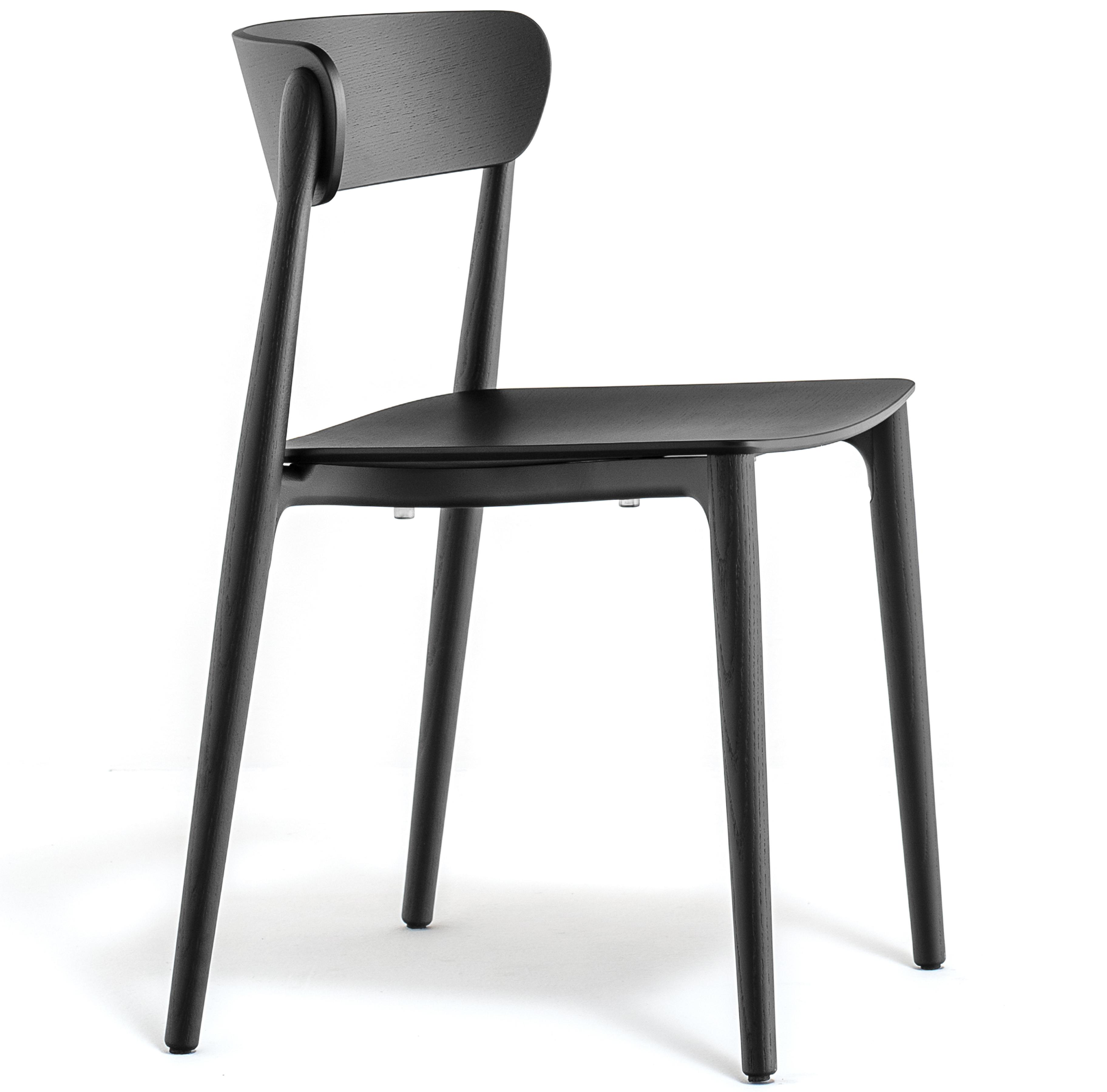 pedrali sedia nemea 2820 legno frassino newformsdesign