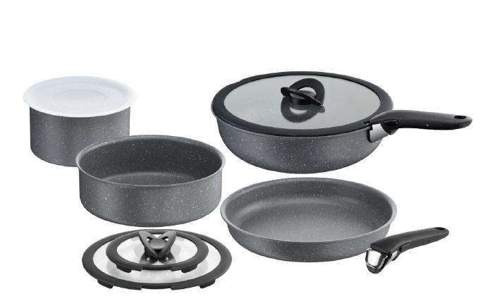 Lagostina Cookware Battery Ingenio Newformsdesign Set