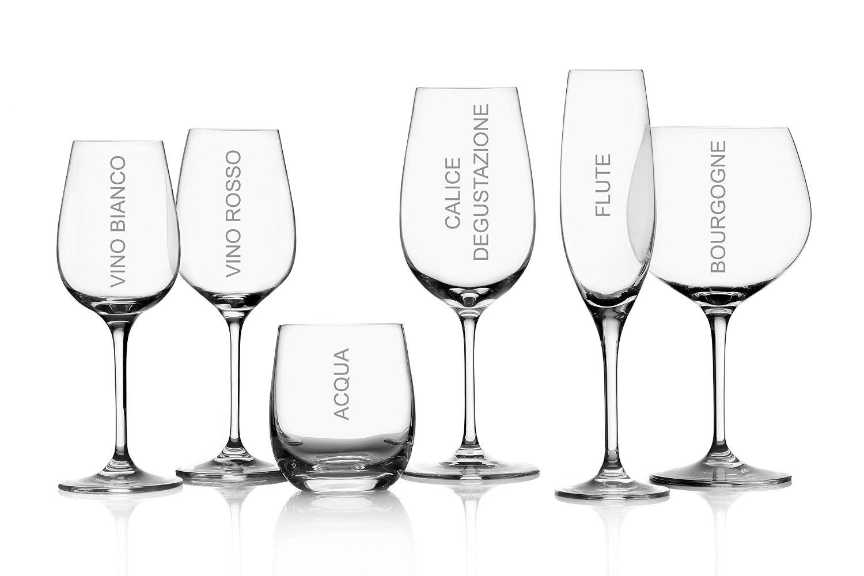 I Calici Da Degustazione : Set calici vino rosso ichendorf sonoma newformsdesign