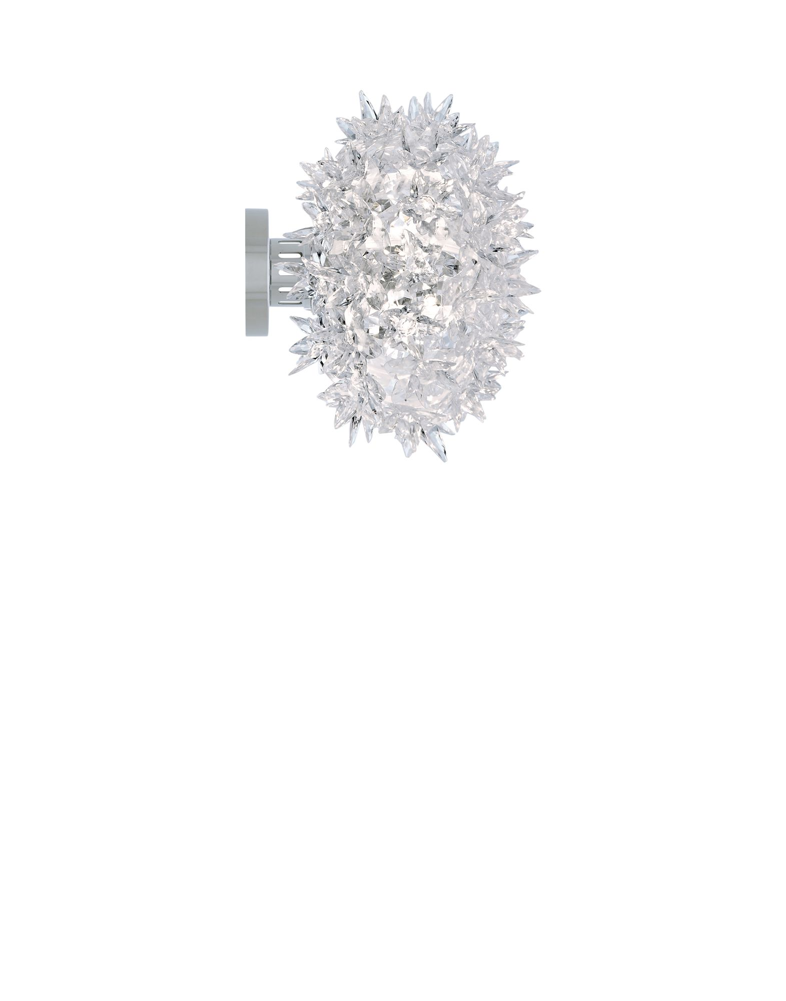 Wall Lamp Kartell Bloom Crystal