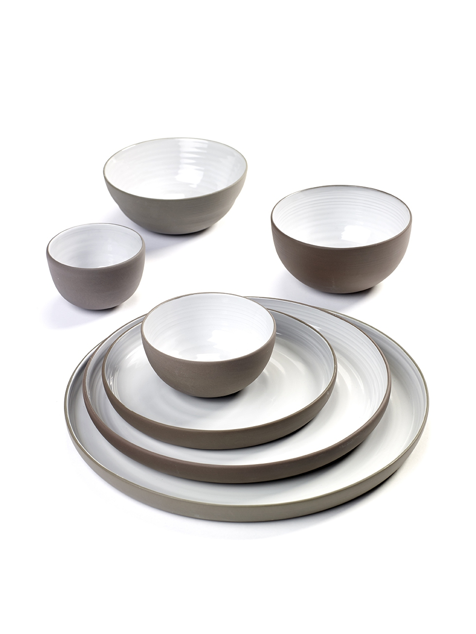 Tableware Serax Collection Dusk Newformsdesign Dinner