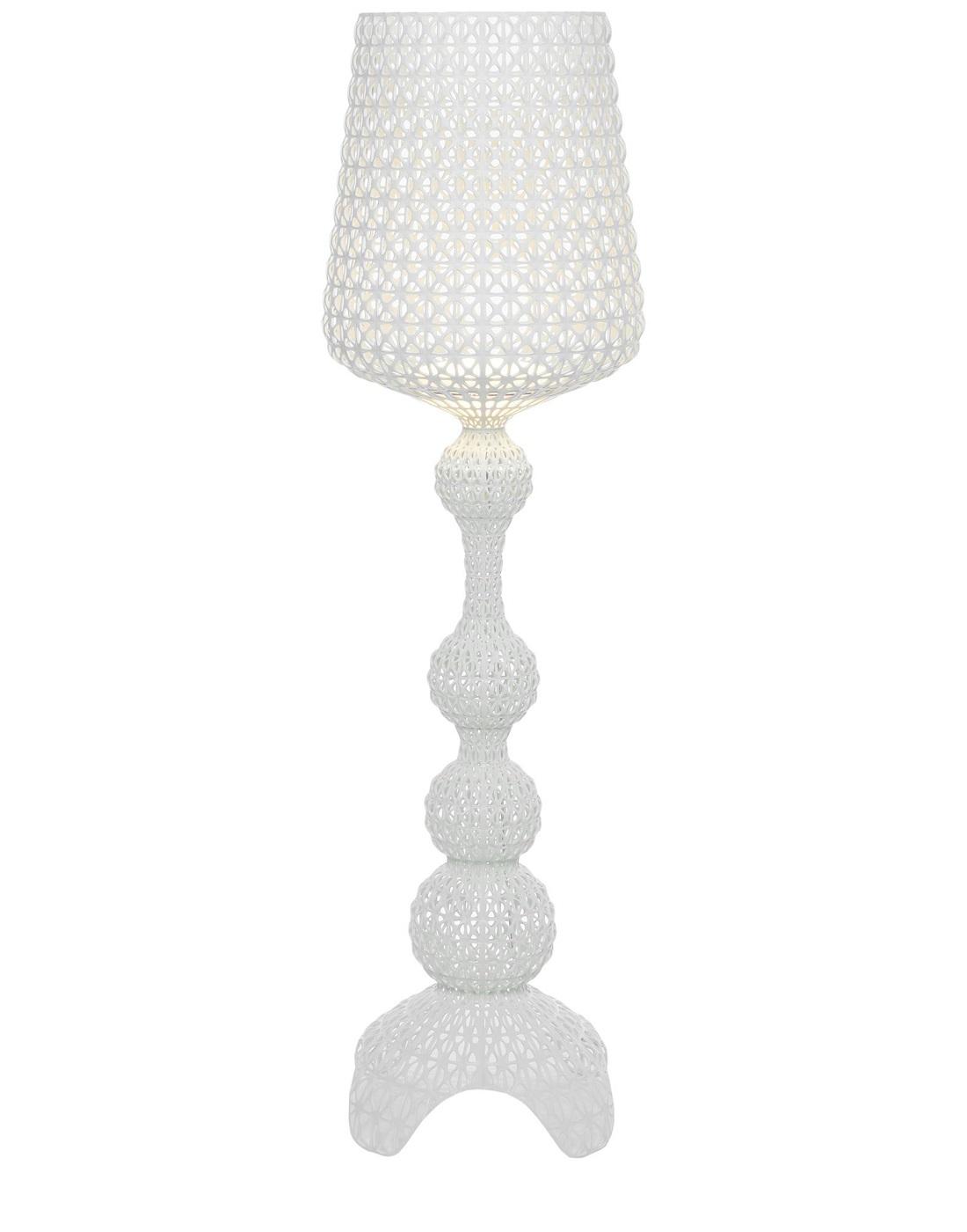 Lampada da terra Kartell Kabuki bianca, Newformsdesign | lampade da ...