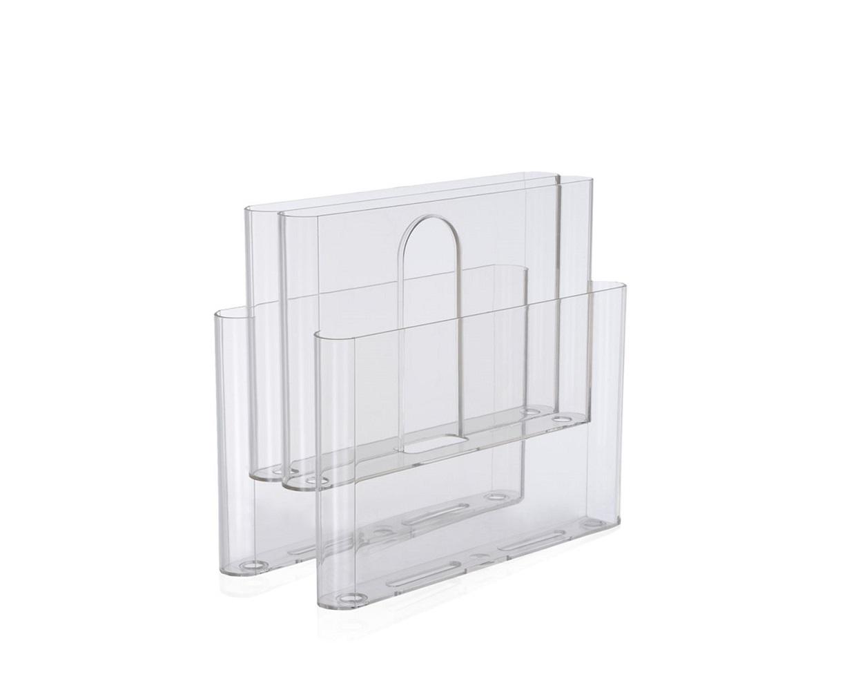 Portariviste kartell cristallo newformsdesign kartell sgabelli