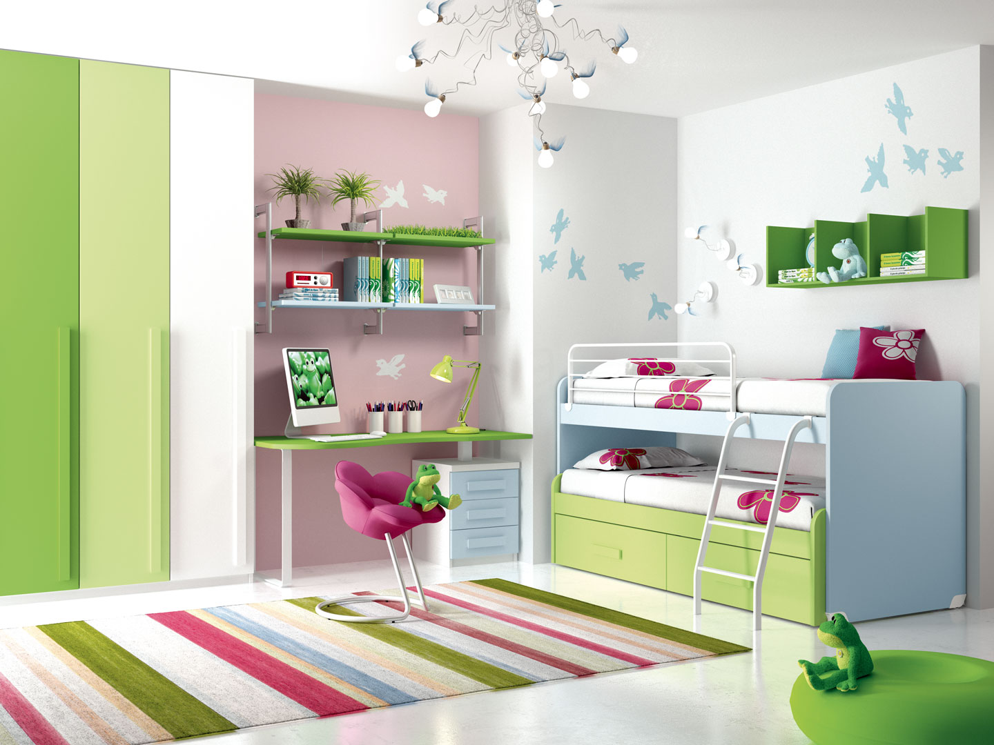 Camerette made in italy ima mobili composizione 3 newformsdesign camerette newformsdesign - Mobili made in italy ...