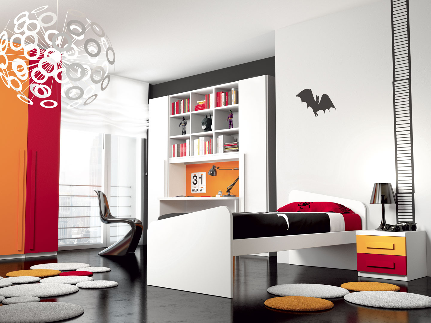 Camerette made in italy ima mobili composizione 10 newformsdesign camerette newformsdesign - Mobili made in italy ...