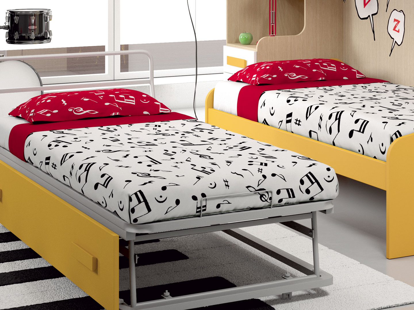 Children 39 s rooms made in italy ima mobili composition 13 - Mobili made in italy ...