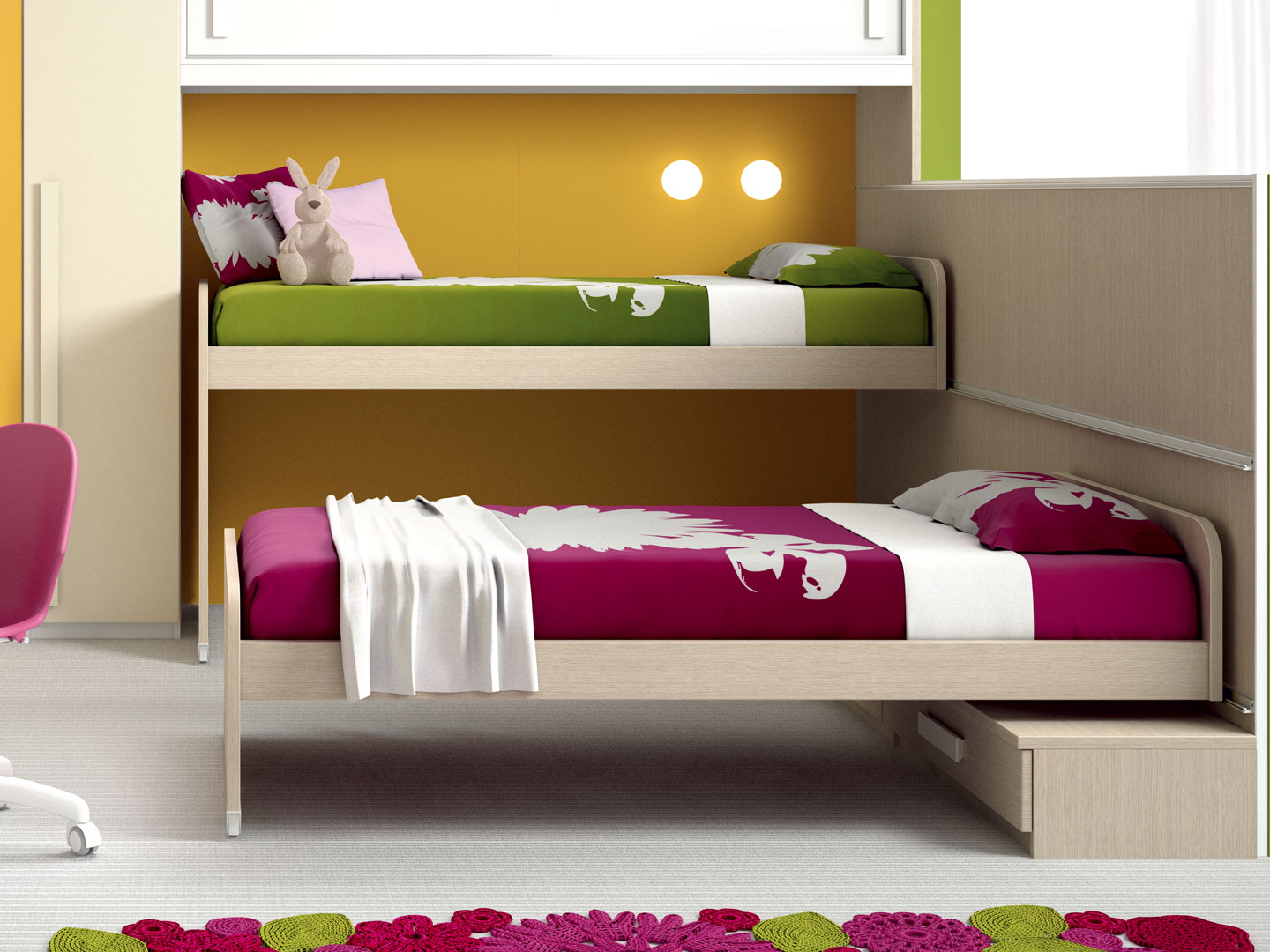 Camerette made in italy ima mobili composizione 2 newformsdesign camerette newformsdesign - Mobili made in italy ...