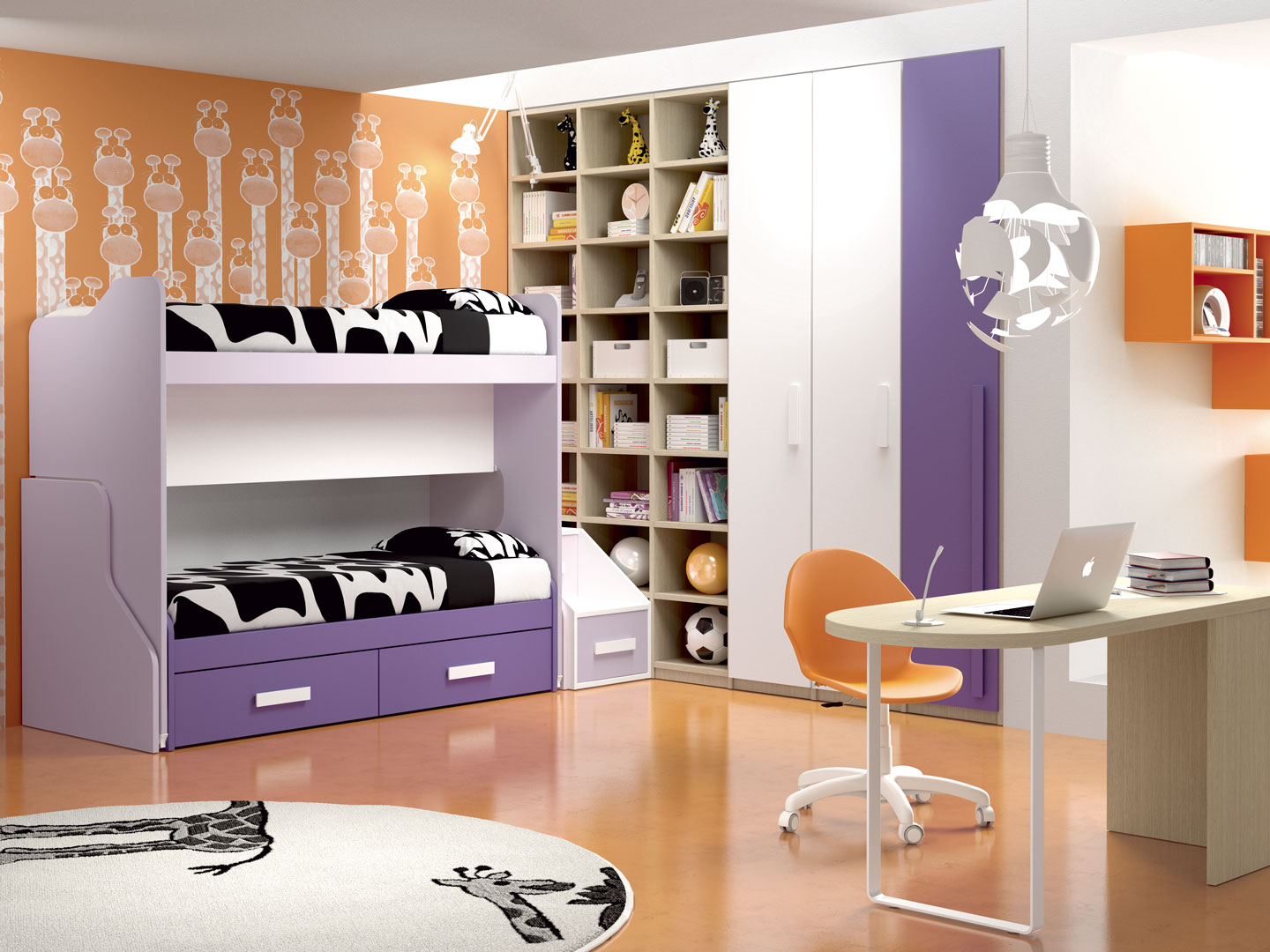 Camerette made in italy ima mobili composizione 9 newformsdesign camerette newformsdesign - Mobili made in italy ...