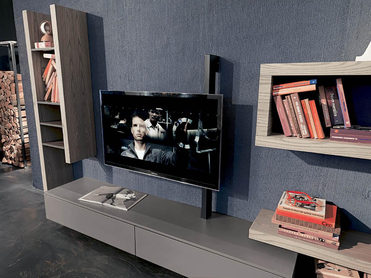 Porta tv fimar rack flag newformsdesign mobili porta tv - Porta tv girevole ikea ...