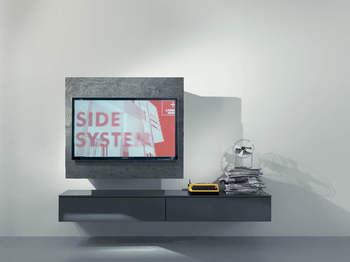 Beautiful porta tv orientabile gallery home design ideas - Porta tv design ...