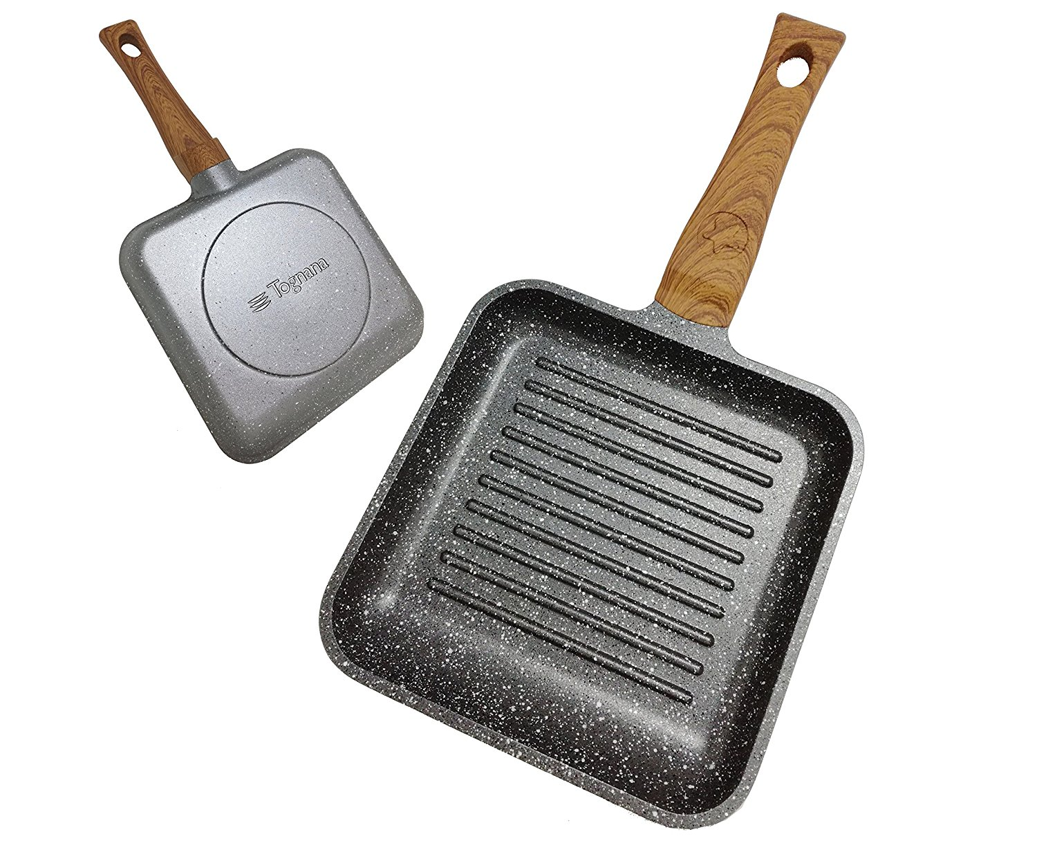 Mini Grill Tognana Stone and Wood 14 cm