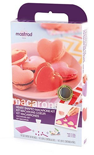 Kit Macarons Heart F45760