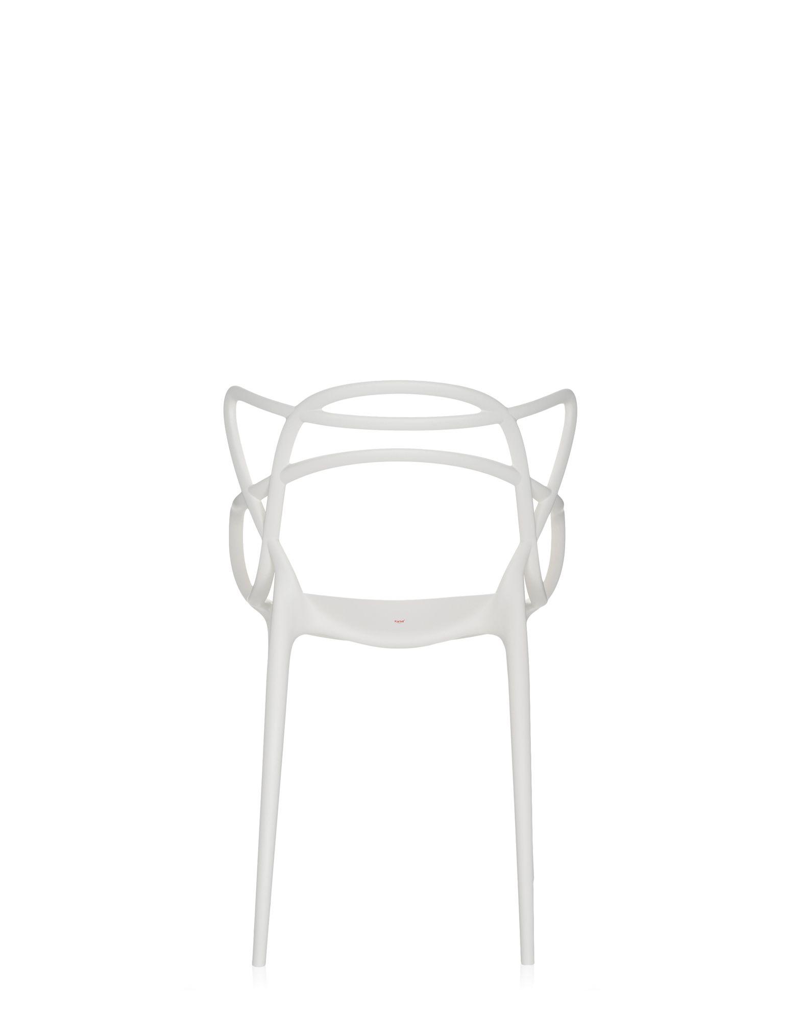 Kartell sedia masters bianca sedie design newformsdesign - Sedia masters kartell ...