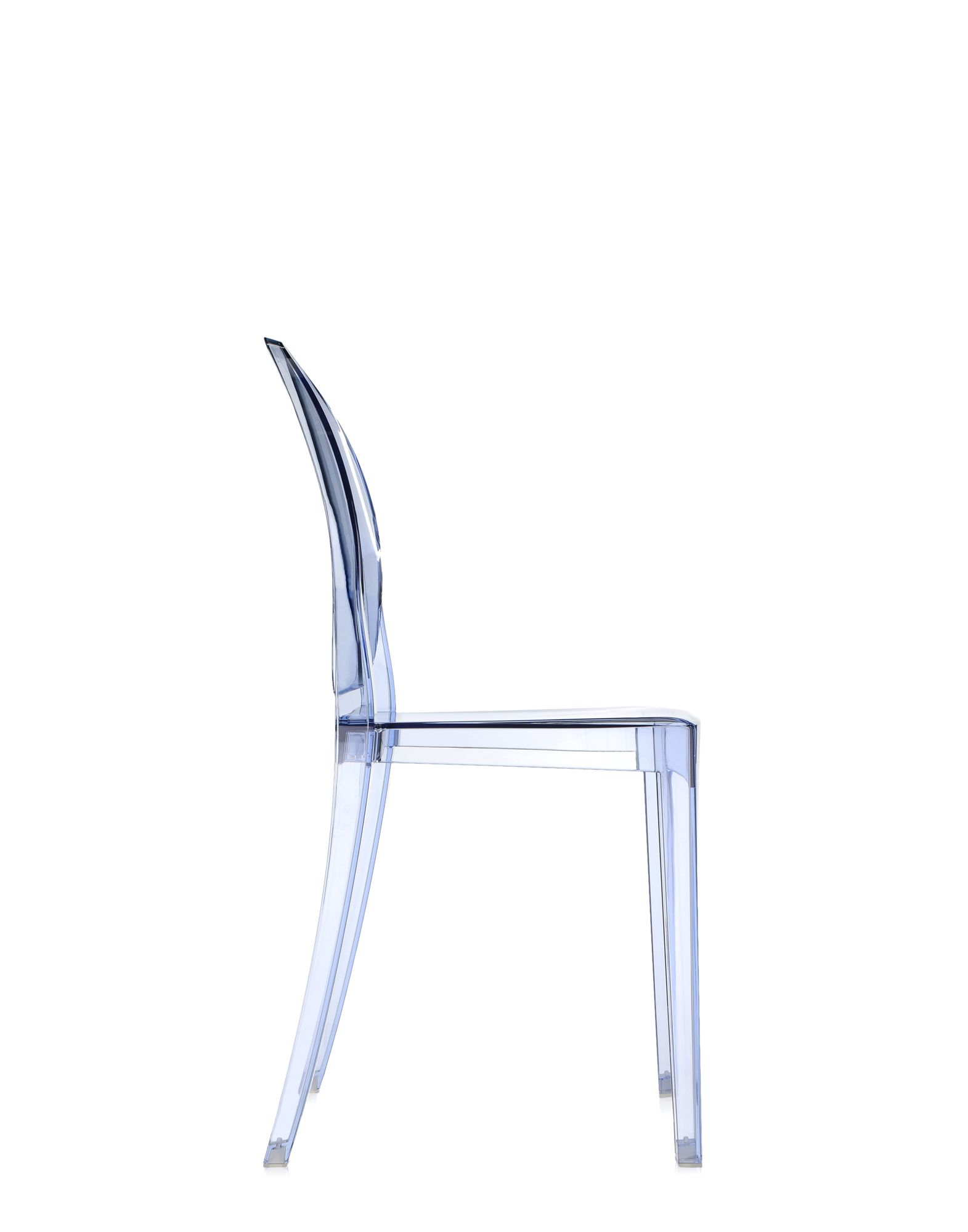 Kartell Victoria Ghost transparent light blue, Newformsdesign | Design  Chairs | Newformsdesign